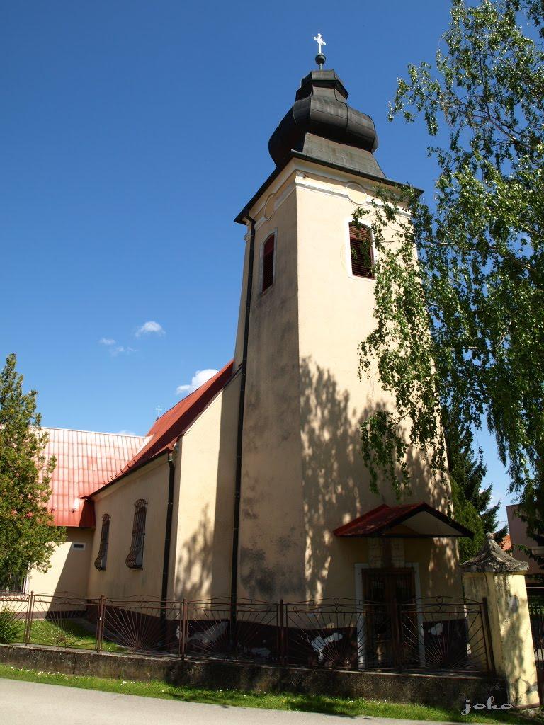 Kostol Jelenec