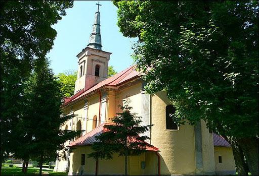 Kostol Kálna nad Hronom
